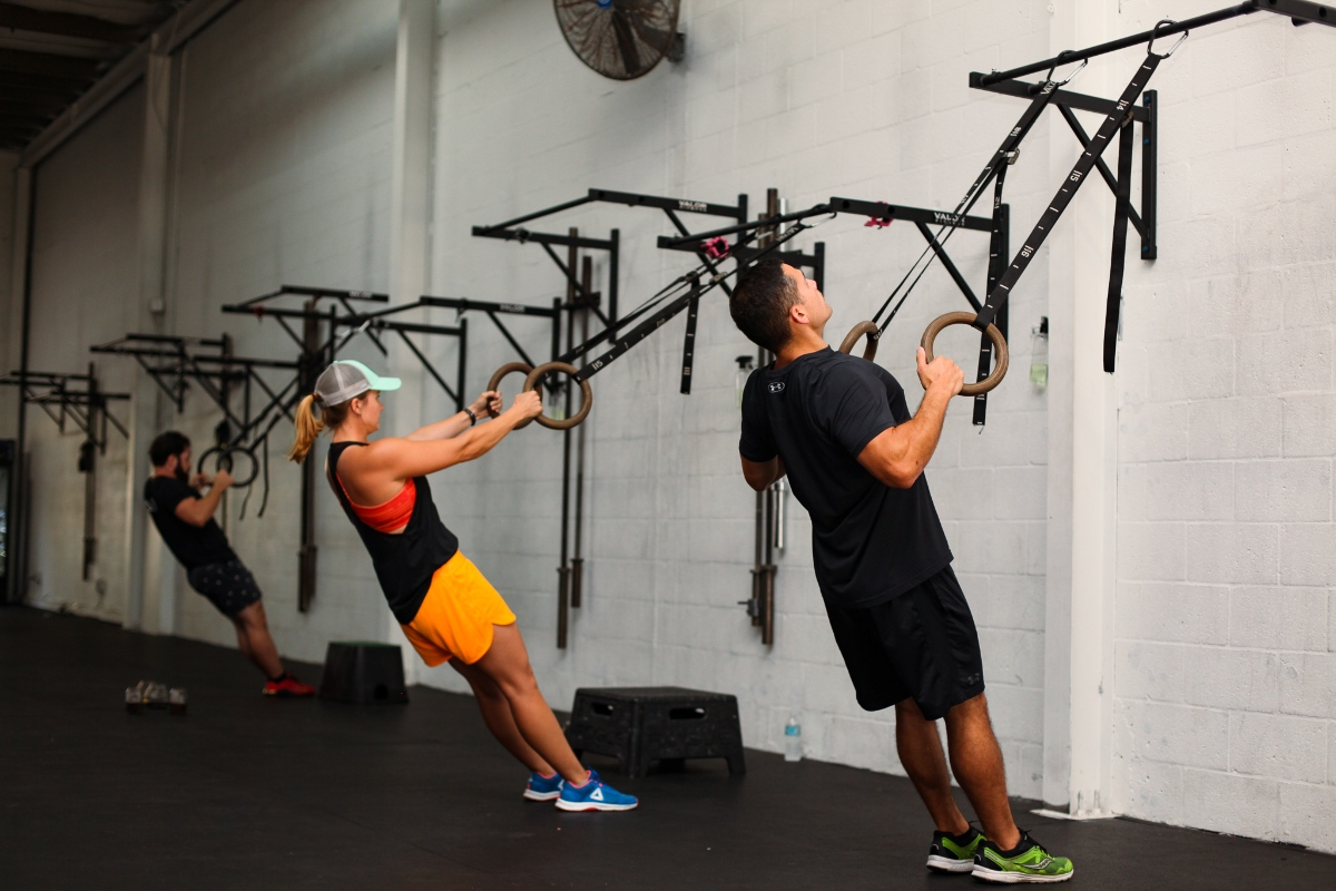 CrossFit Gym in Naples, FL