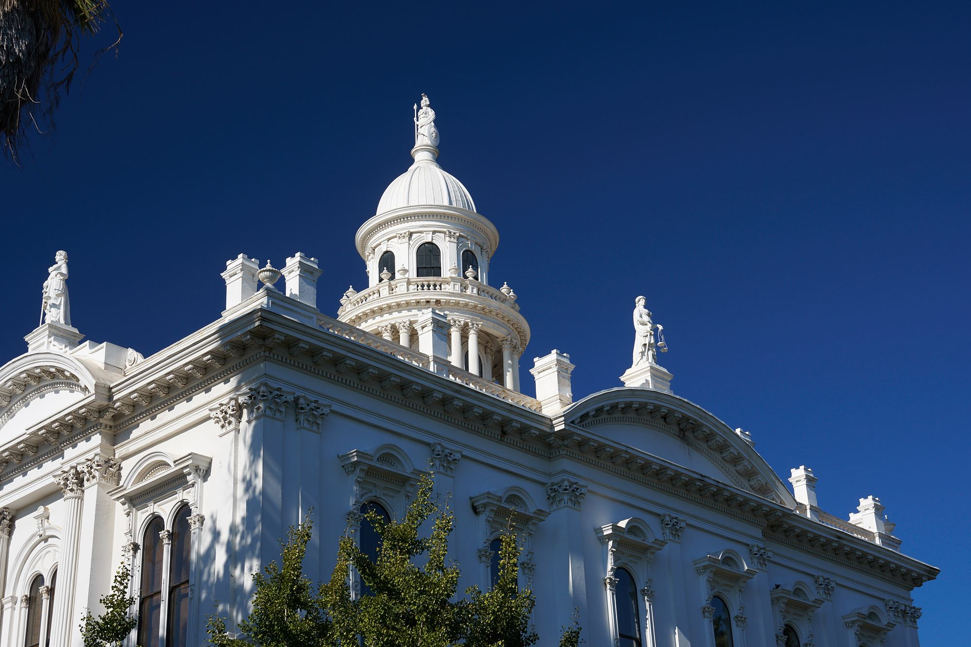 Merced Courthouse