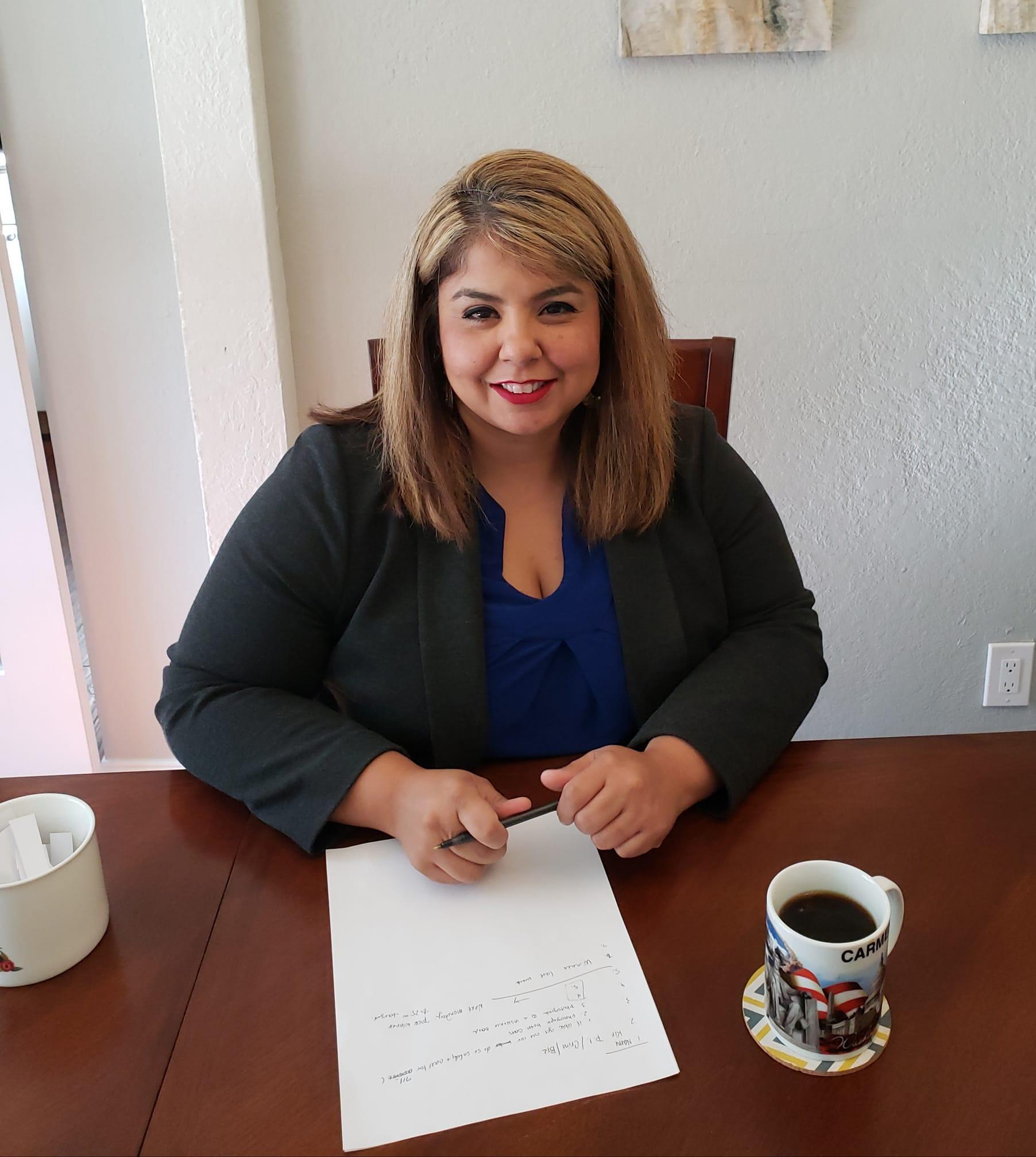 Photo of Carmen Ramirez