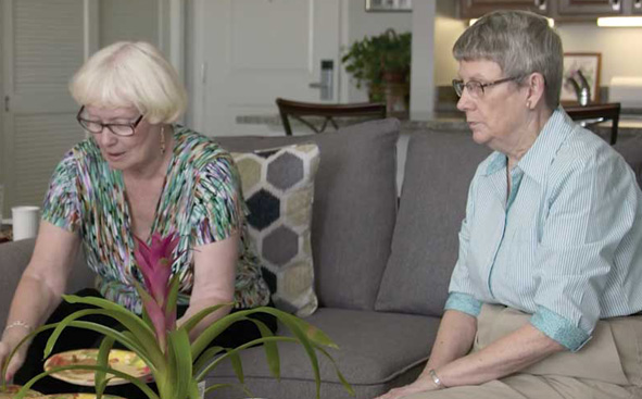 Bob & Karen Holton discuss The Crossings