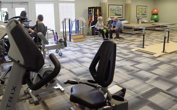 Transitional Rehab at The Crossings