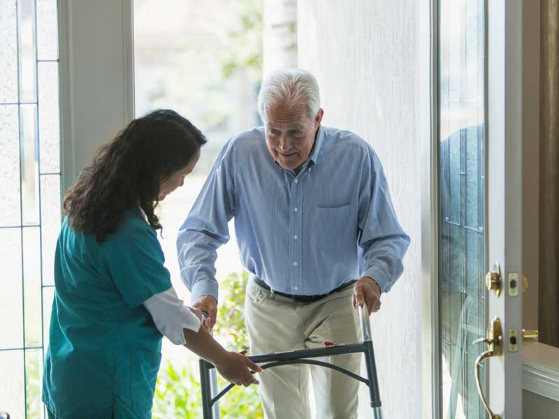 Assisted Living Need a hand