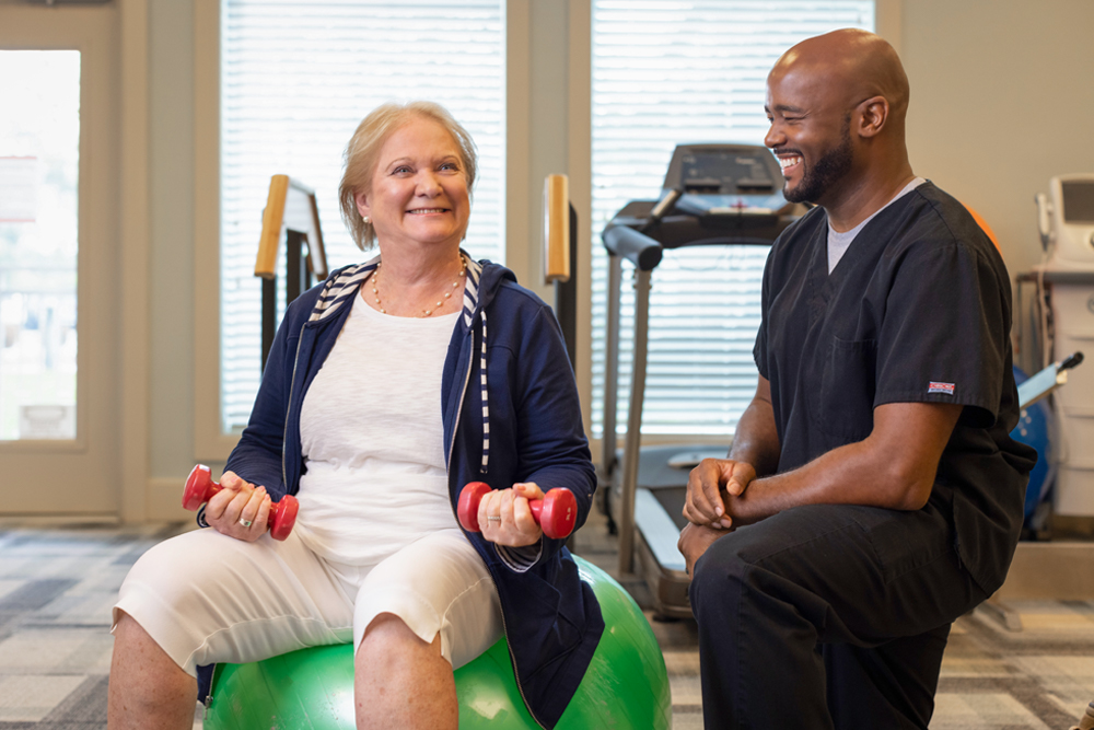 Rehabilitation: We're only as good as your recovery