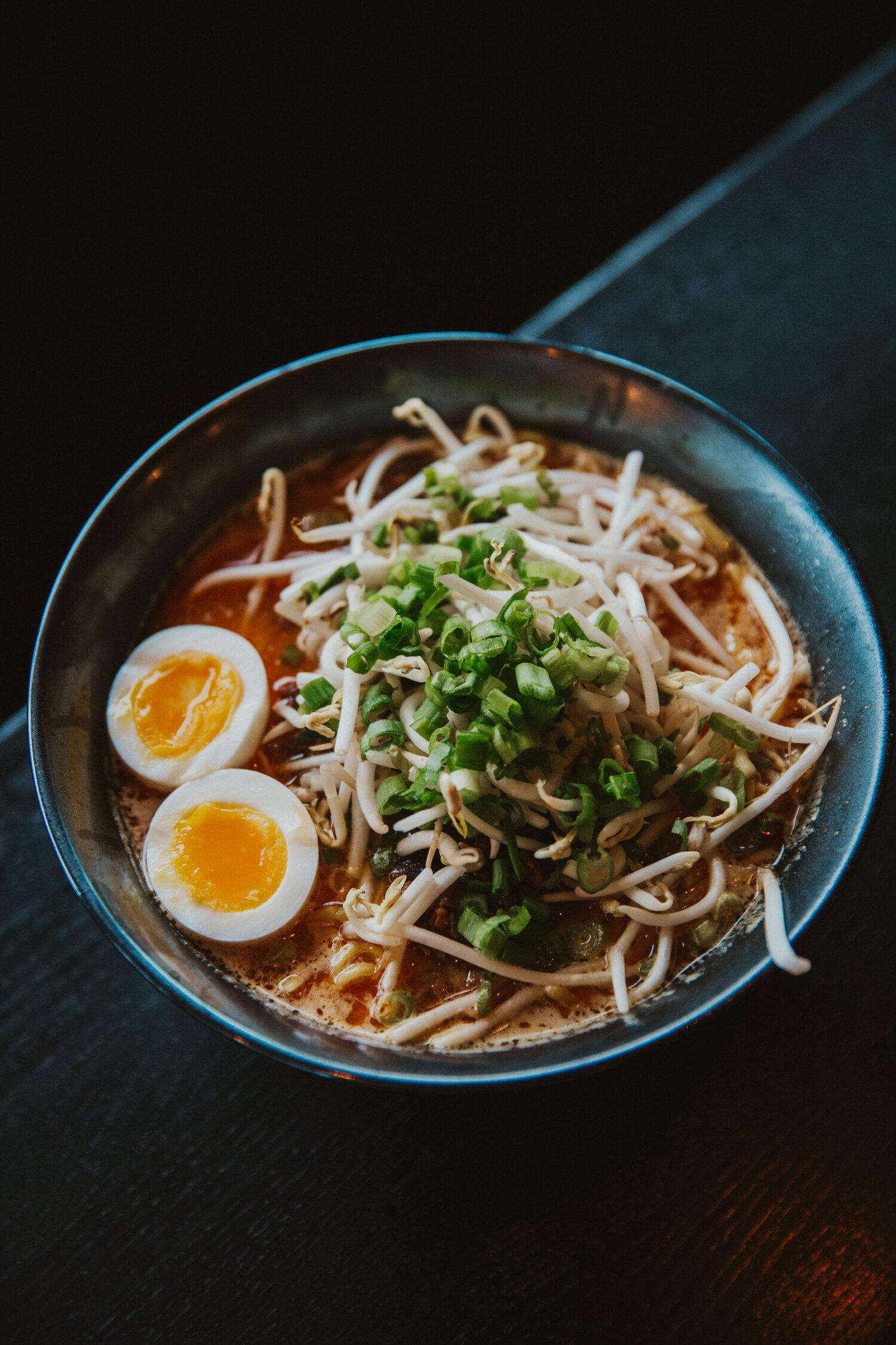 Spicy Miso Bowl