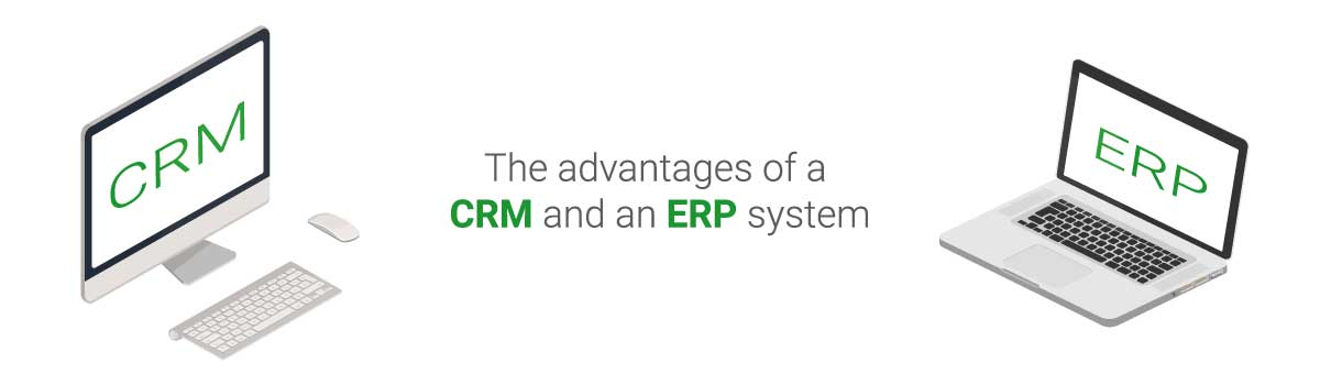 A short intro to CRM and ERP systems