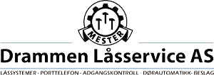 Drammen Låsservice logo