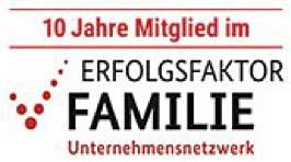 """Signet: generic.de engagiert sich seit über 10 Jahren in der Initiative """"Erfolgsfaktor Familie"""""""