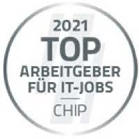 Signet: Chip hat generic.de als Top Arbeitgeber für IT-Jobs ausgezeichnet.