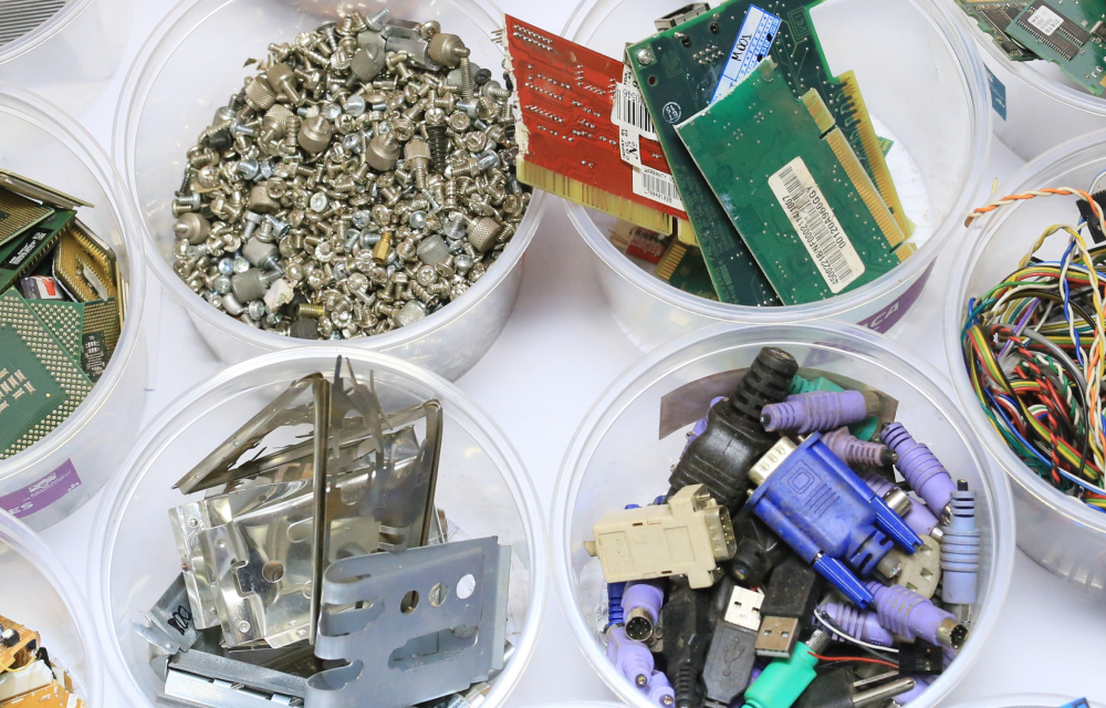 Electronics and e-waste