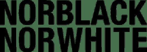 Norblack Norwhite Logo
