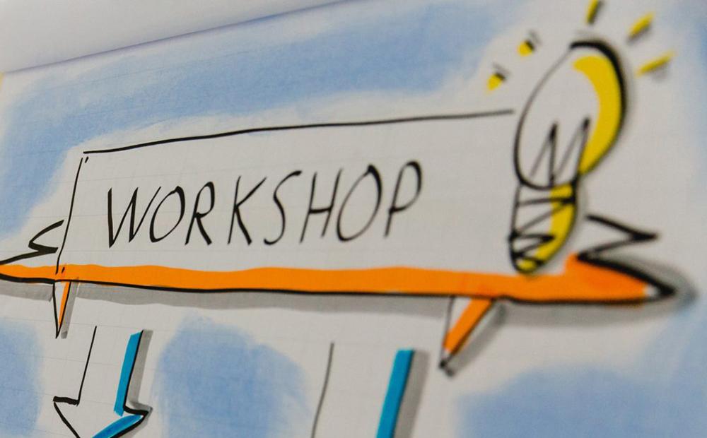 Workshops que marcam a diferença!