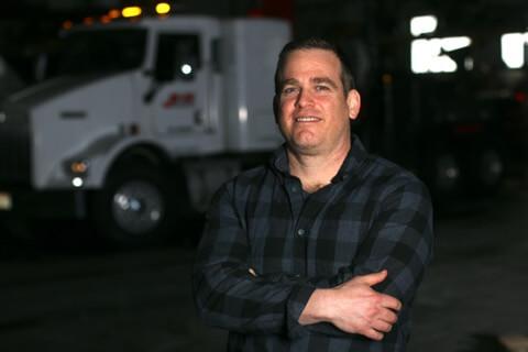 Michael Schwarz, Owner, JE-CO Truck & Trailer