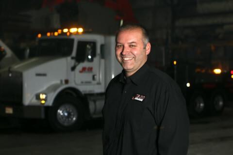 Austin White, Owner, JE-CO Truck & Trailer
