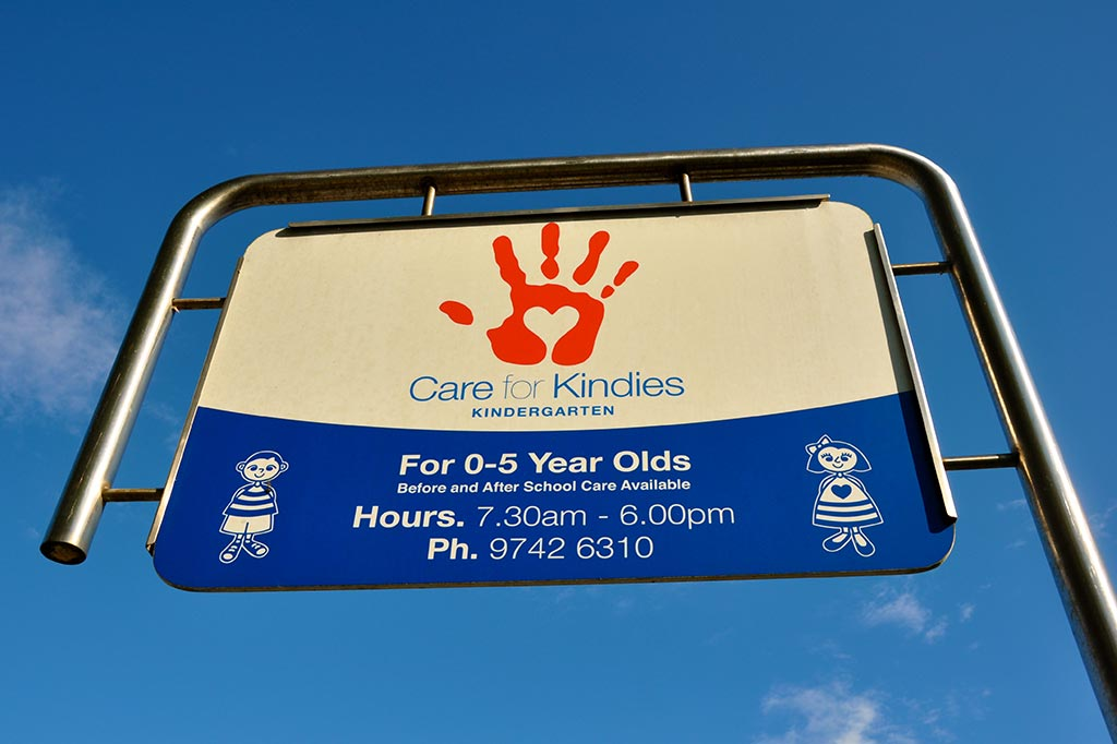 childcare-sign