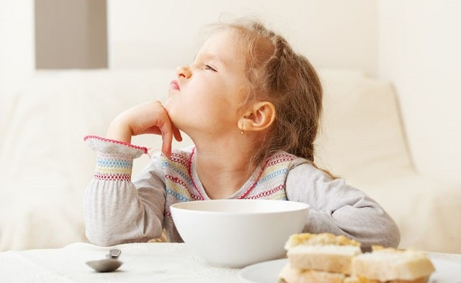 """What to do about """"fussy eaters"""""""