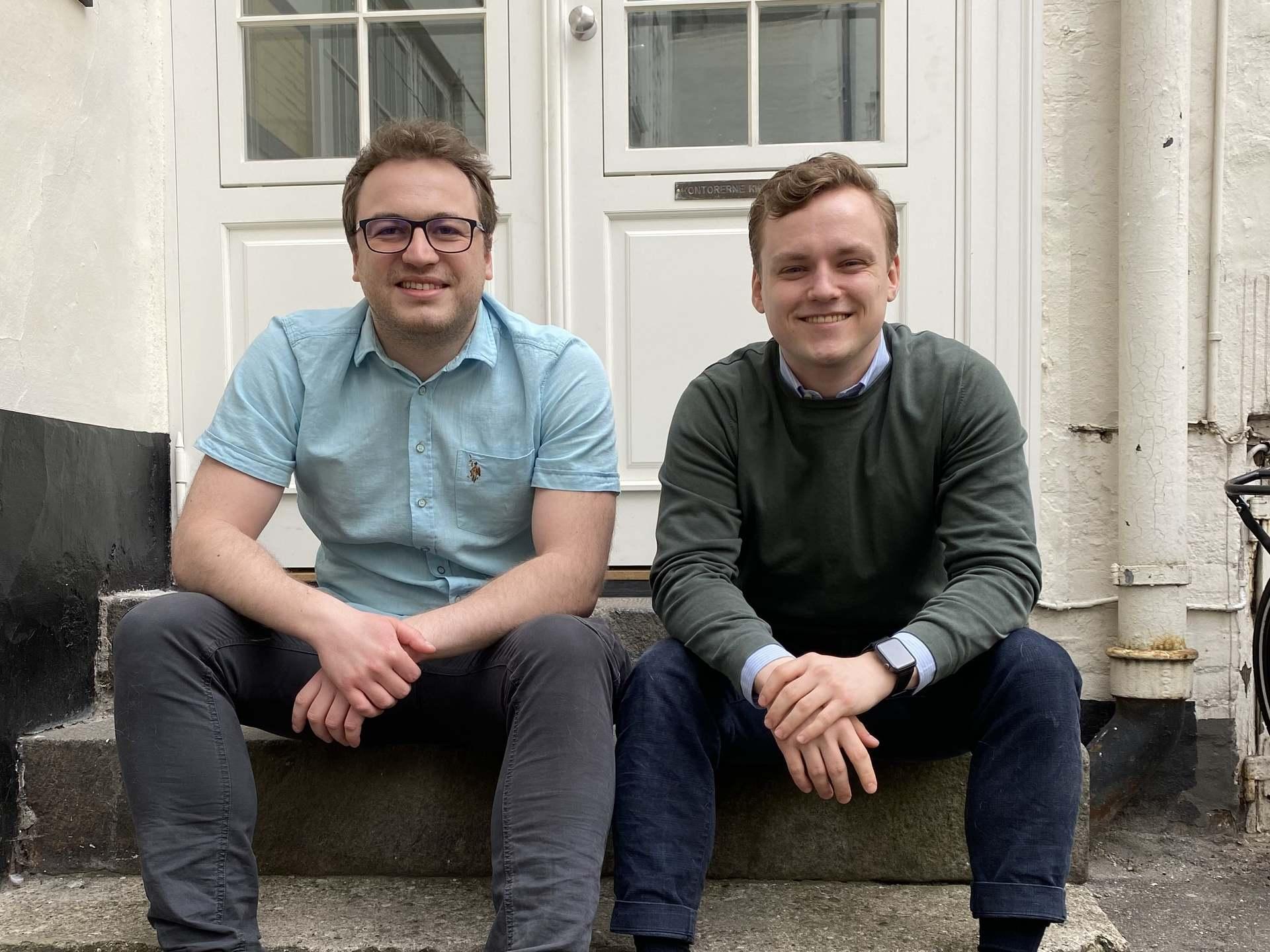 HelloFlow's founders