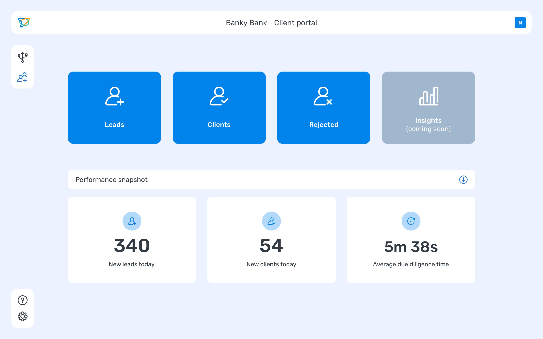 How HelloFlow's Native CRM Portal Works