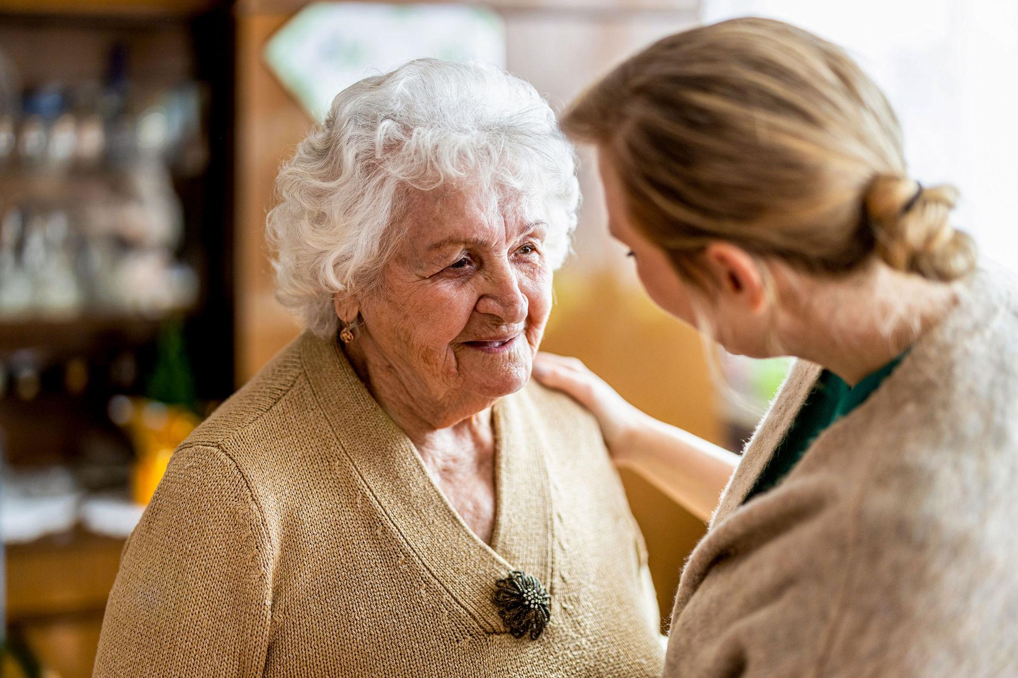 Zorg en hulp bij dementie