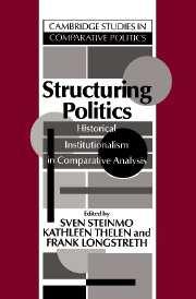 Structuring Politics: