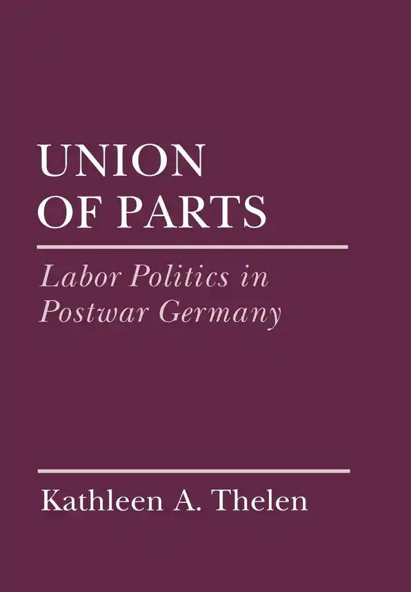 Union of Parts: