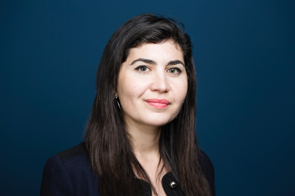 Portrait Isabelle Cohen