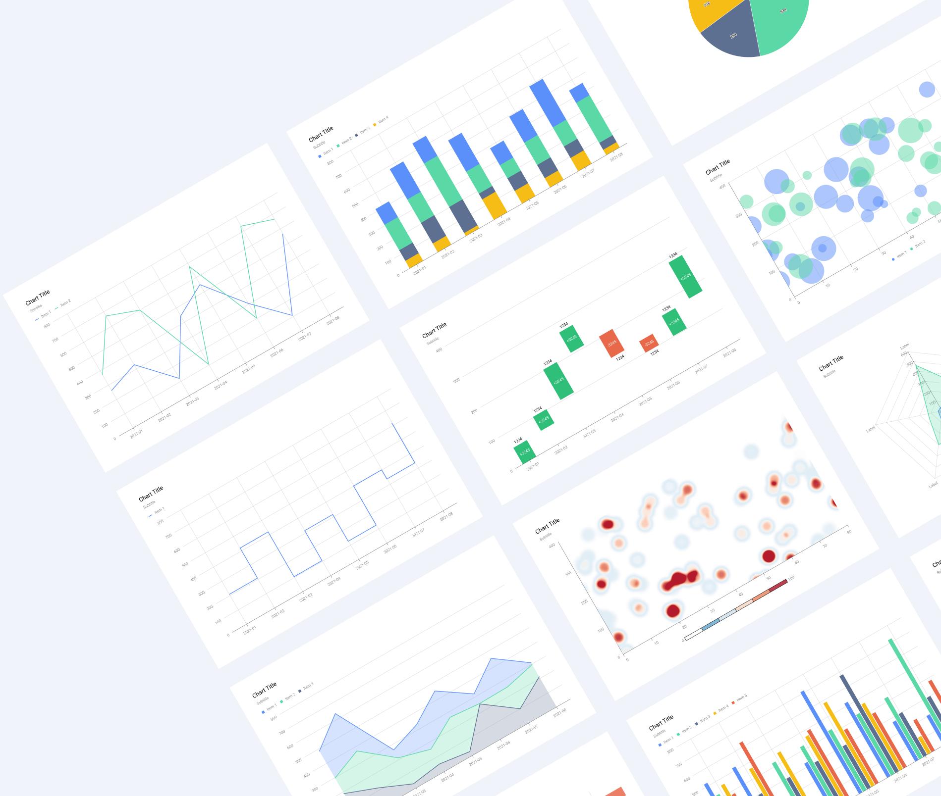 Charts for Figma