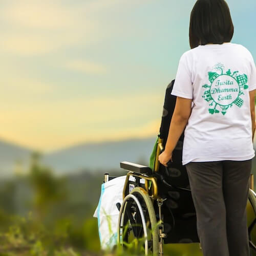 Online Disability Platform