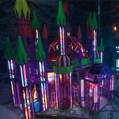 Convergence Station: Kaleidogothic Cathedral