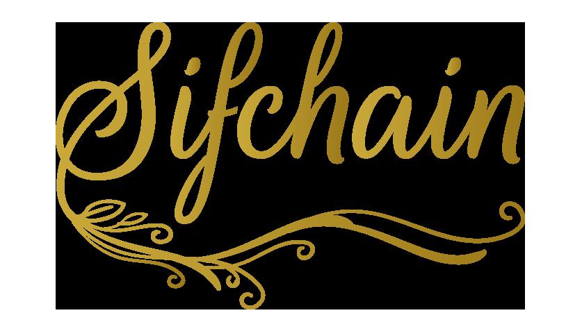 Sifchain gold logo