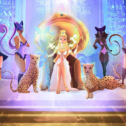 Engineering team Sif goddess