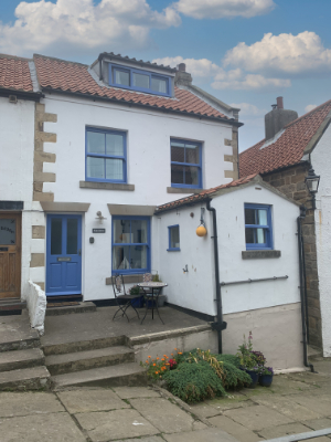 A picture of Sunnydene Cottage in Staithes.