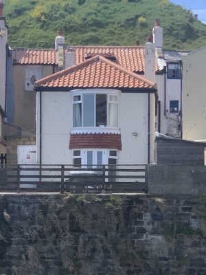 The Old Watch House in Staithes.