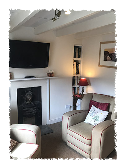 Another view of the Lounge  in Confidence Cottage, Staithes.