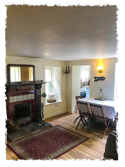 Yet another view of the lounge in Sunnydene Cottage, Staithes.
