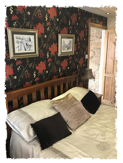 Another picture of one of the bedrooms in The Old Watch House, Staithes.