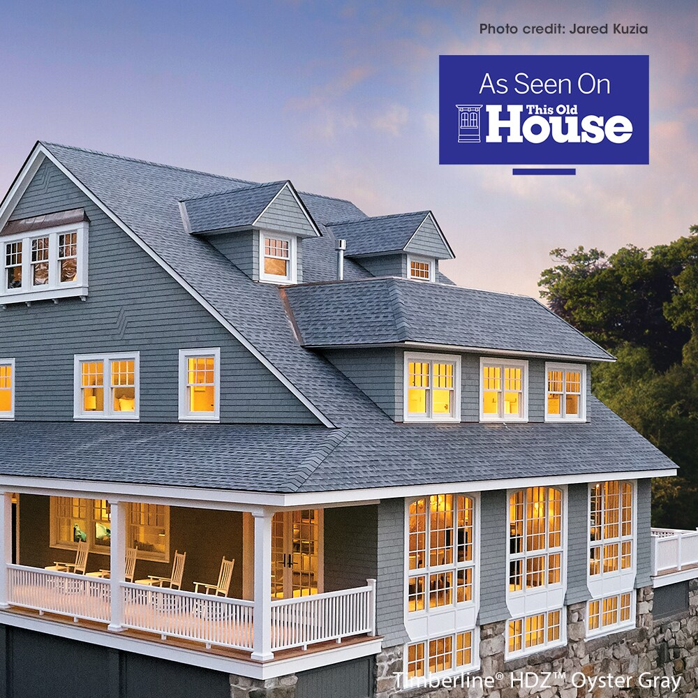 Elevate Roofing uses GAF products as seen on This Old House on TV