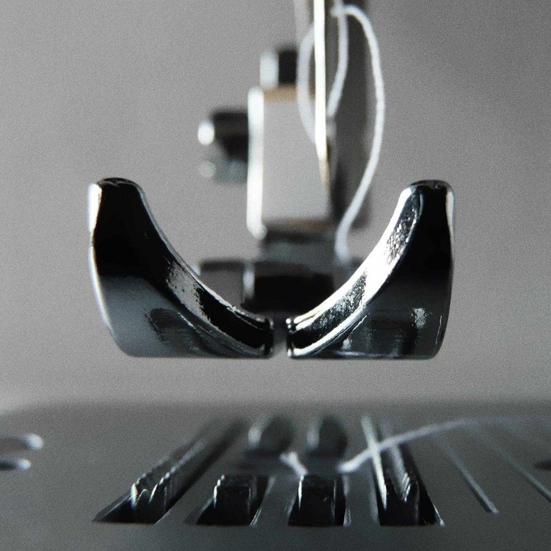 Photo of sewing machine representing craftsmanship