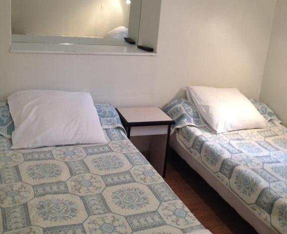 Hôtel Le Milan - lits jumeaux