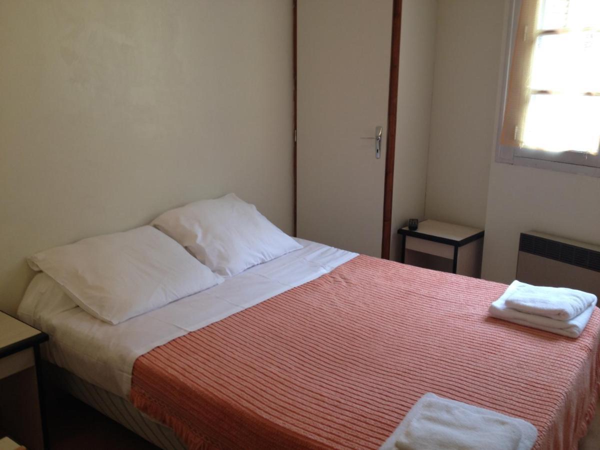 Hôtel Le Milan - chambre double