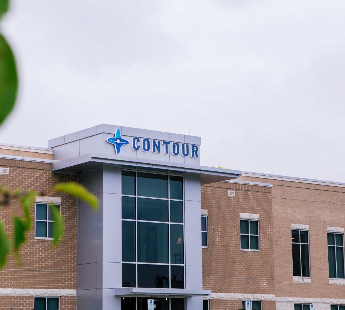 Contour HQ office building