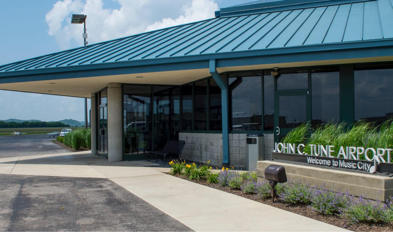 John C. Tune Airport
