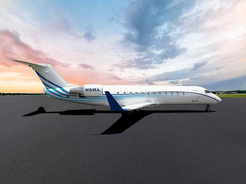 VIP CRJ-200