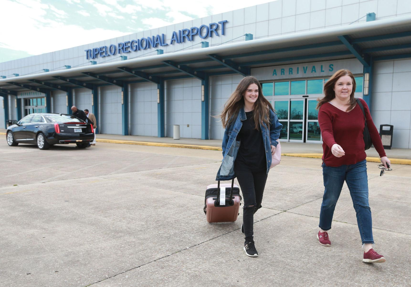 Tupelo Regional Airport looks for growth, also renews Contour contract