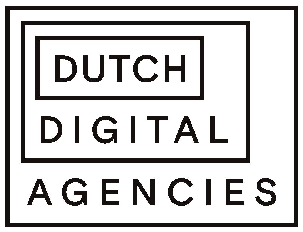 Logo van Dutch Digital Agencies.