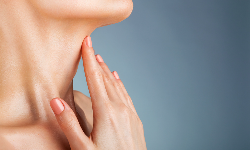 Female HydraFacial Treatment