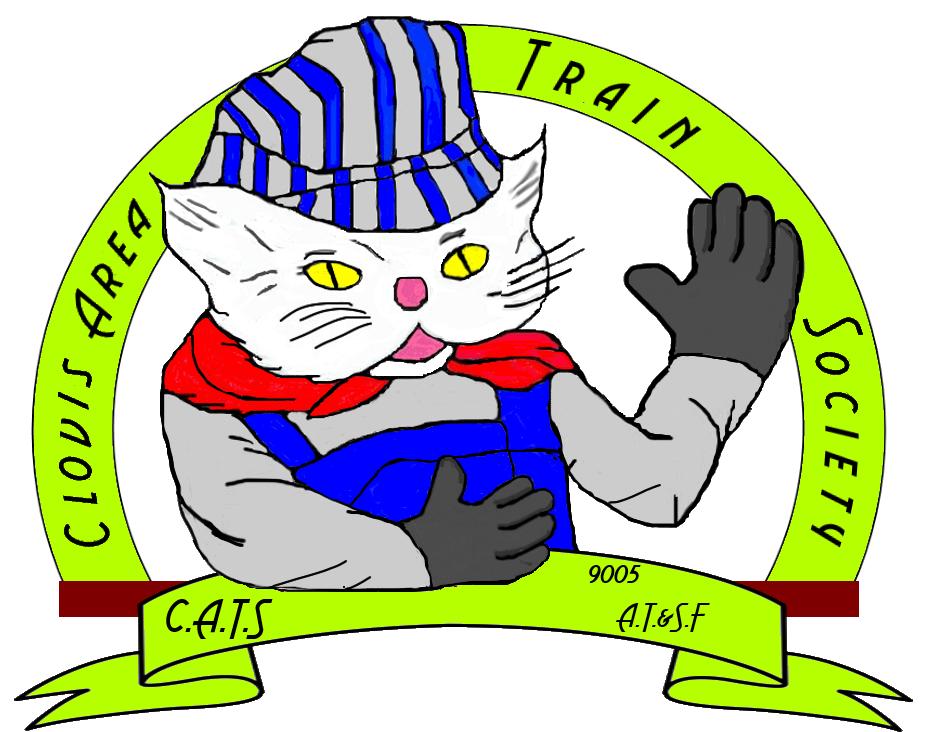 Clovis Area Train Society logo