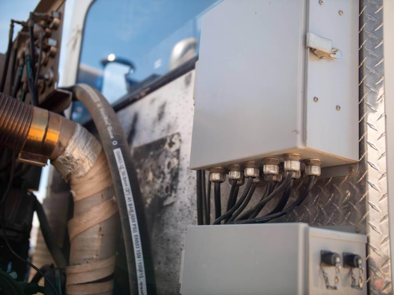 truck electrical repair