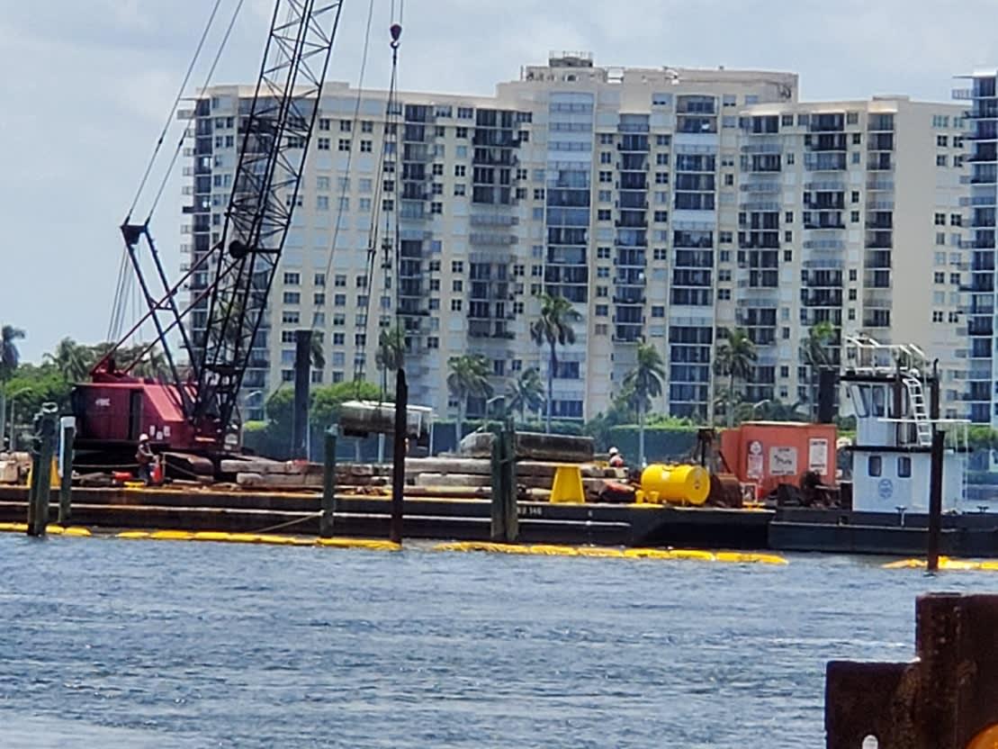 Town of Palm Beach Marina Renovation