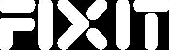 FixIT logo biele