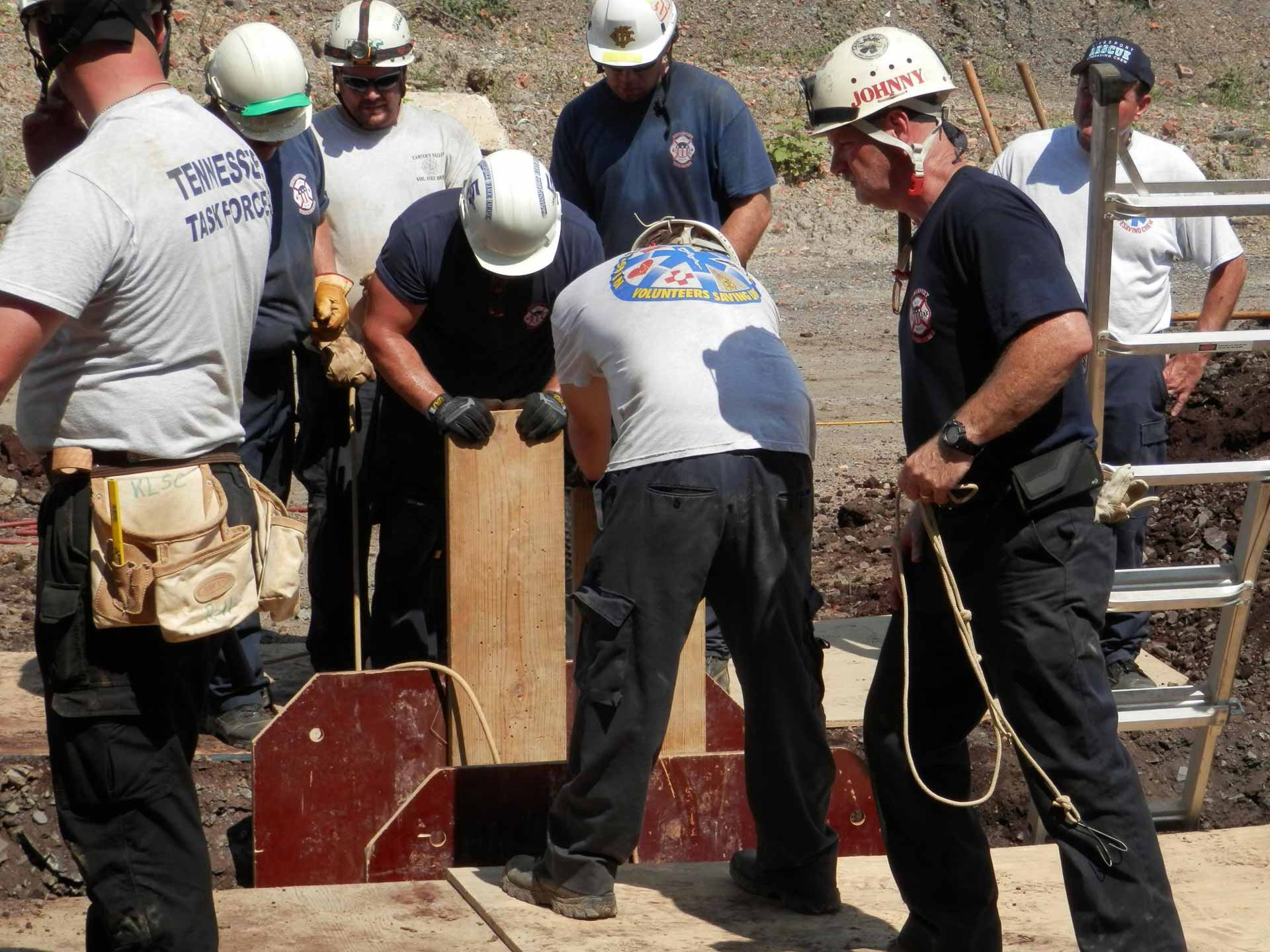 Trench/ Structural Collapse